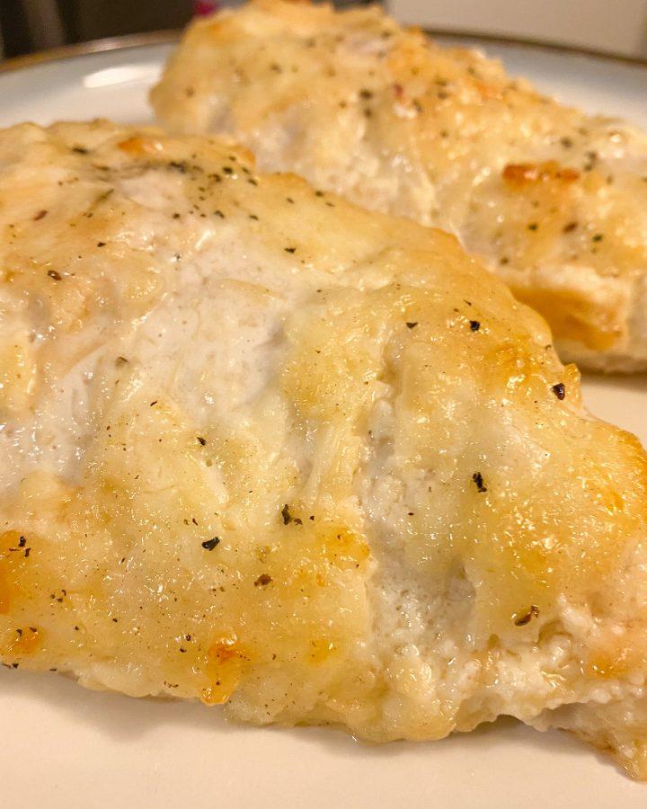 Parmesan Mozzarella Chicken