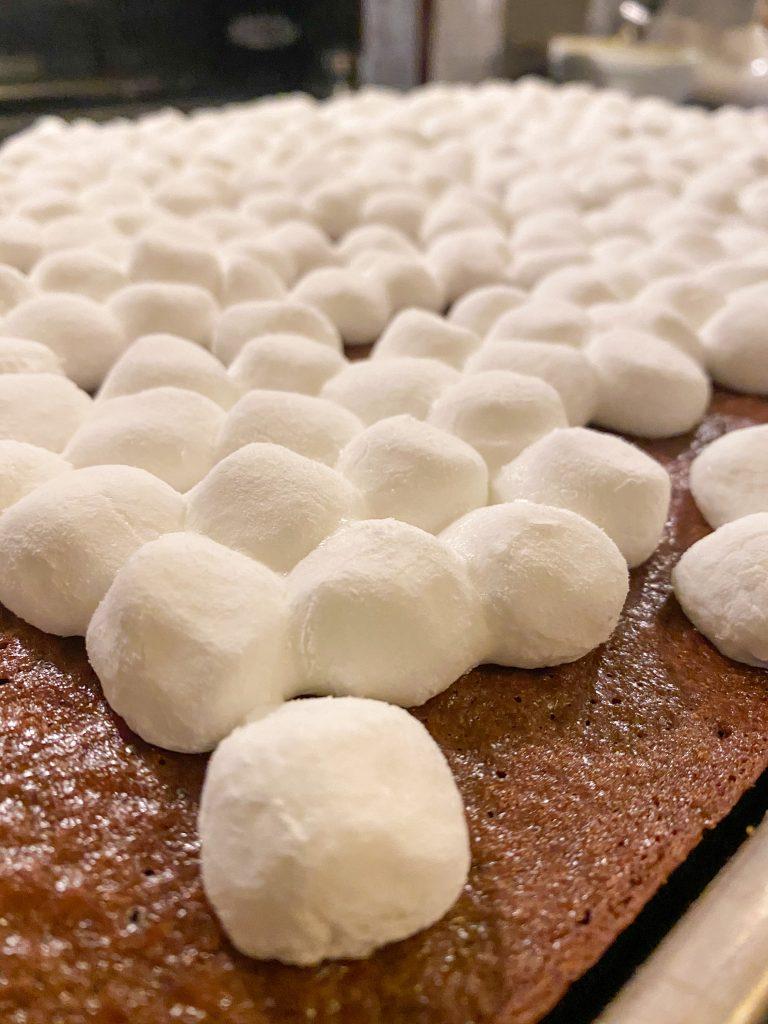 Marshmallow layer