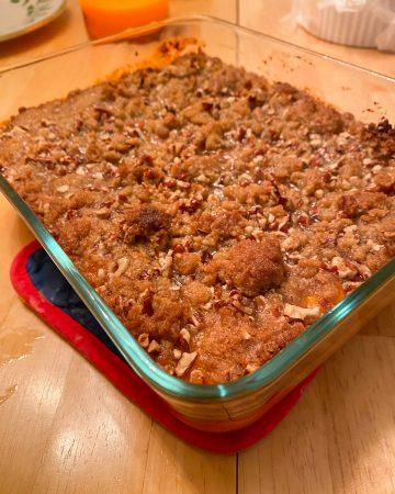 Ruth's Chris Famous Sweet Potato Casserole Recipe