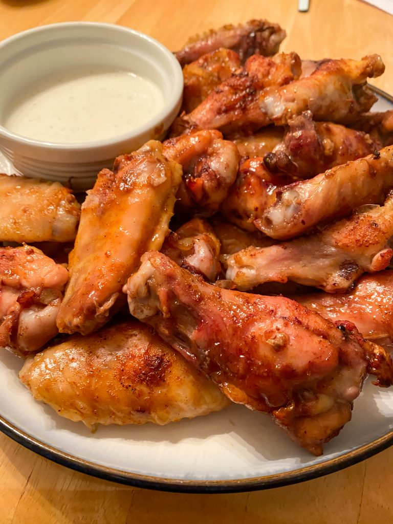 The Ultimate Superbowl Smoked Wing Recipe