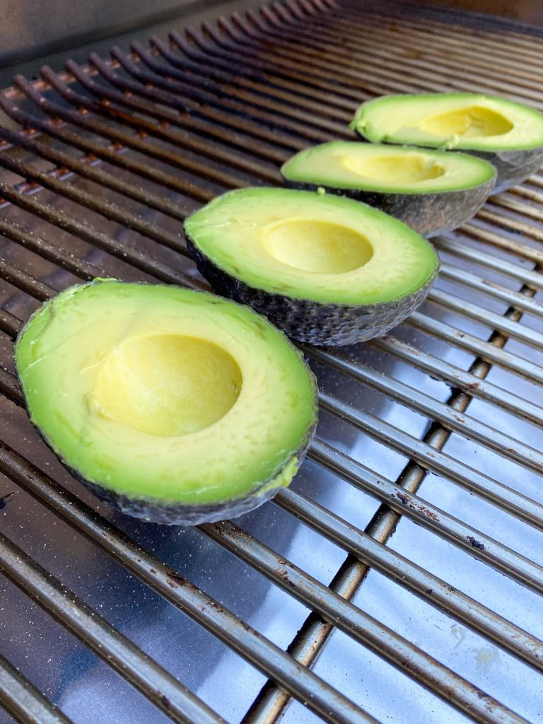 Smoked Avocado