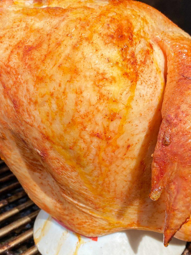 Delicious Chicken Skin
