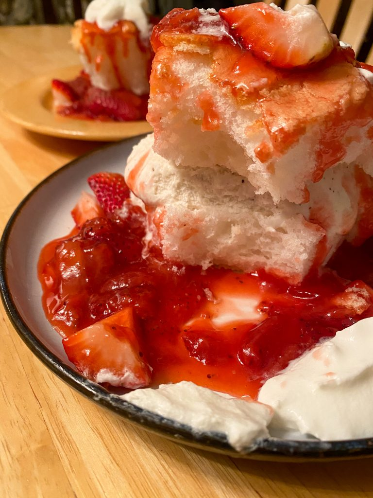 The Best Strawberry Purée Recipe