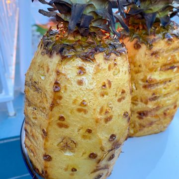The Best Honey Glazed Pineapple Recipe