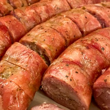 The Best Smoked Sausage Recipe