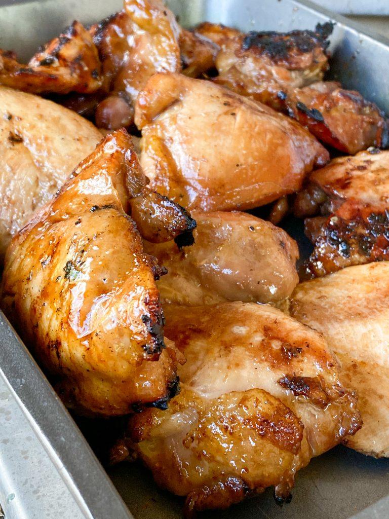 The Ultimate Marinated Chicken Recipe